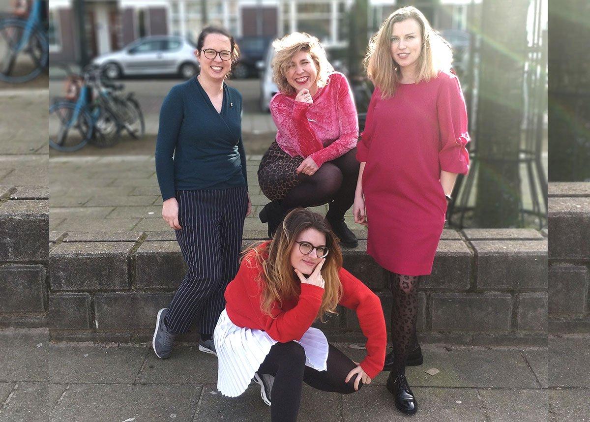 DAMN, HONEY met Anna-Luna Post en Suze Zijlstra