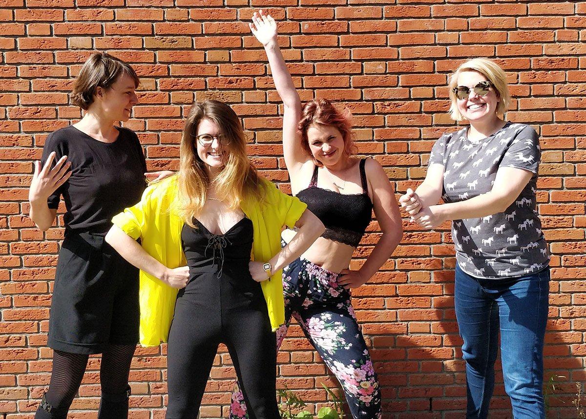 DAMN, HONEY met Marije Janssen en Linda Duits