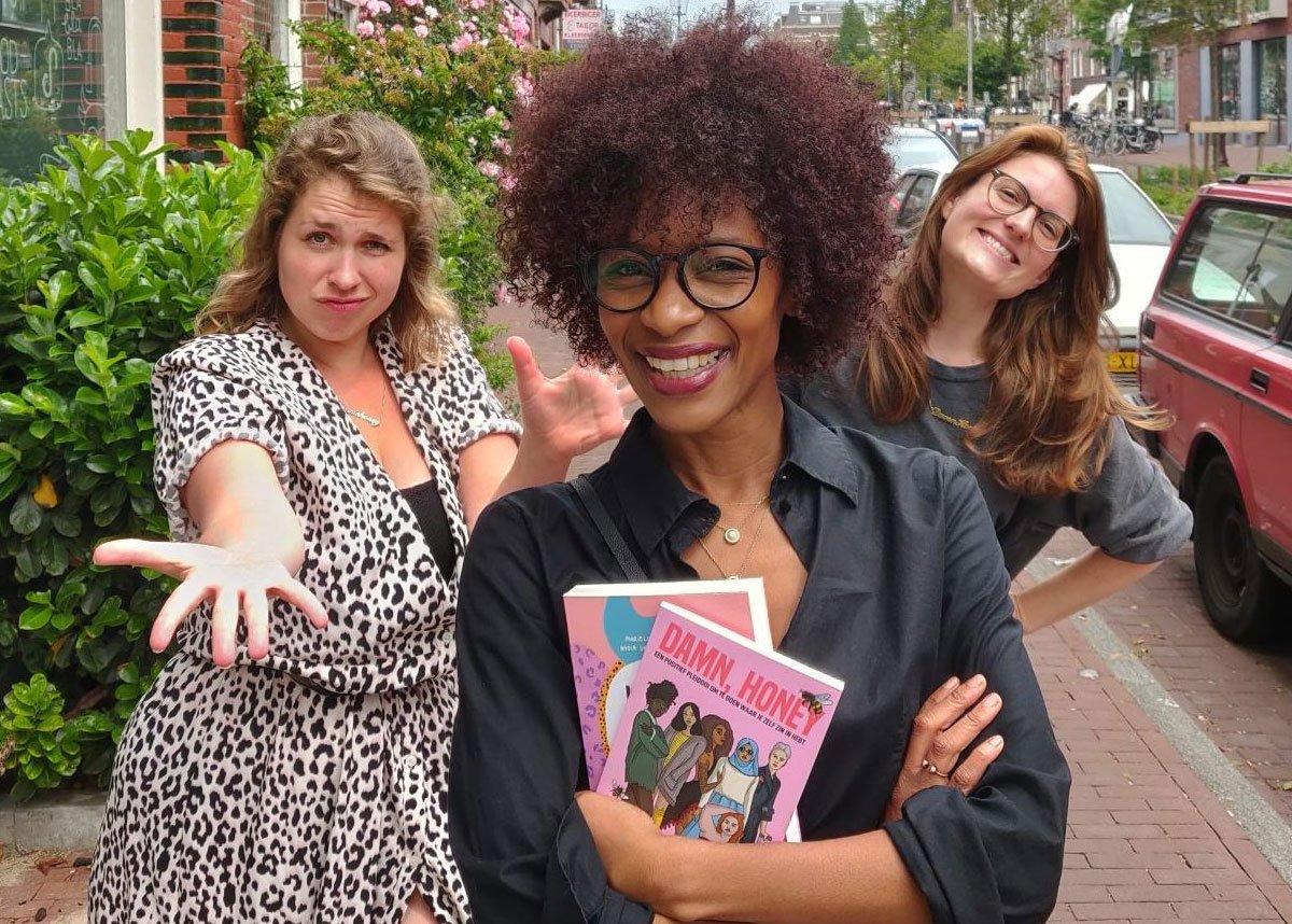 Afleveruing 44 Damn, HoneyOver Black Lives Matter en racisme met Sylvana Simons