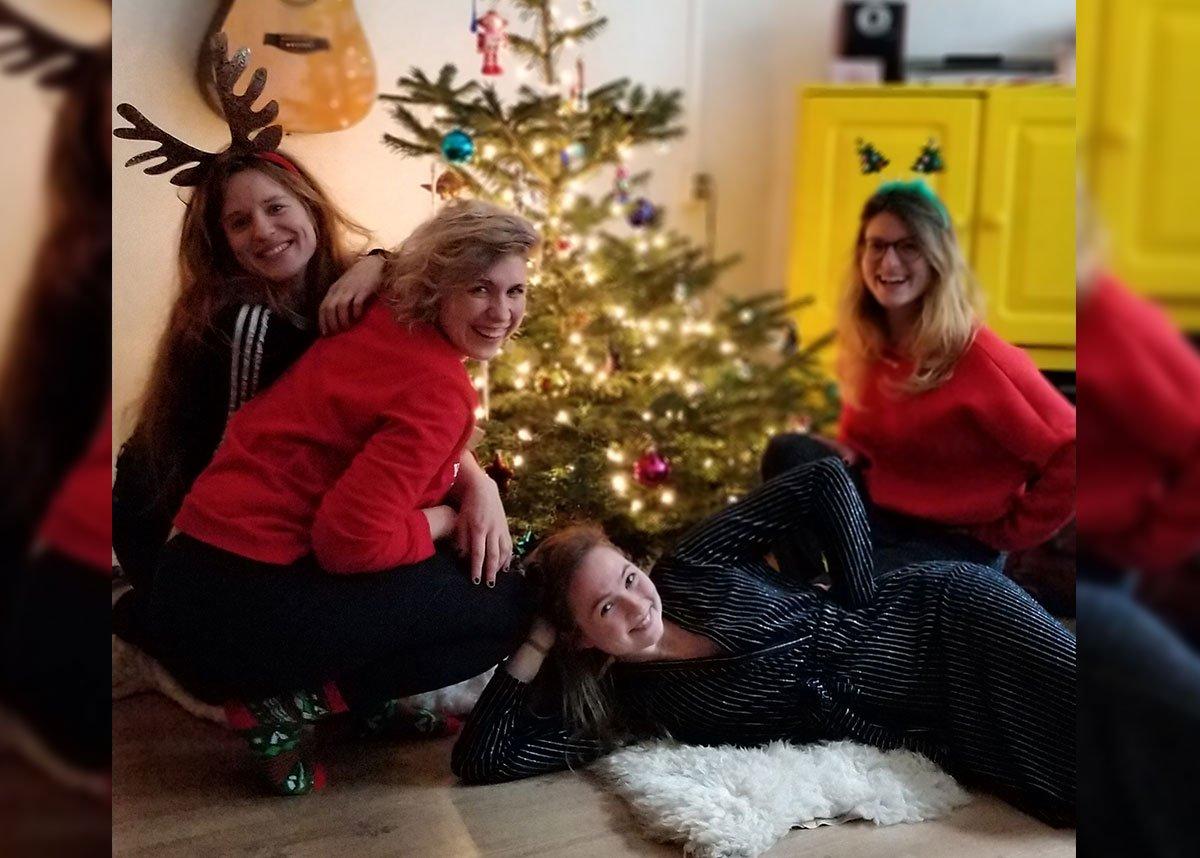 De very special kerstspecial van DAMN, HONEY met Merol en Titia Hoogendoorn